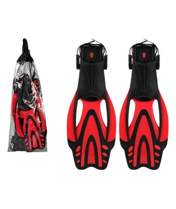 Snorkelling Fins Red 119261...