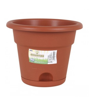 Flower Pot with Dish...