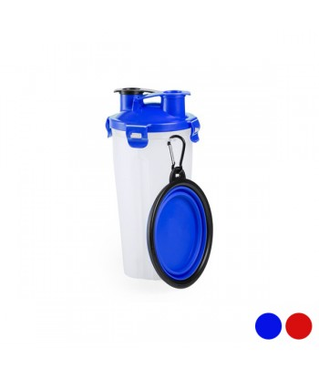 2-in-1 bottle with water...