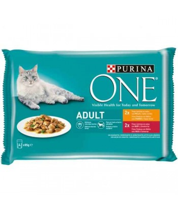 Cat food Purina One Adult...
