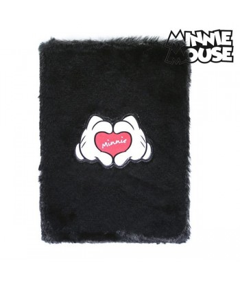 Notebook Minnie Mouse Black