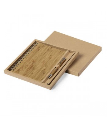 Note Pad with Integrated...