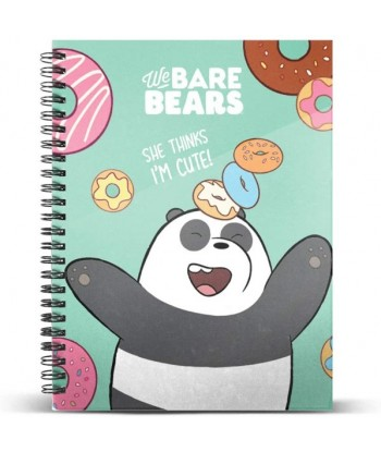 Notebook A4 Hard cover...