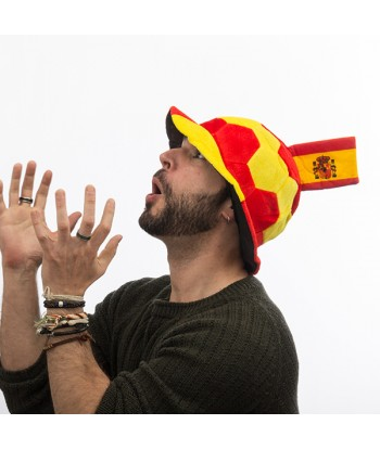 Football Hat with Spanish...