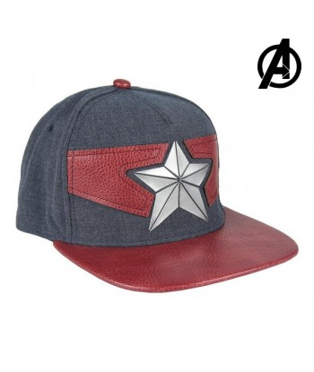 Hat with Flat Visor The...