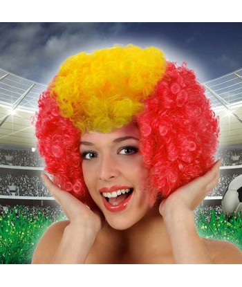 Curly Hair Wig Afro Spain...