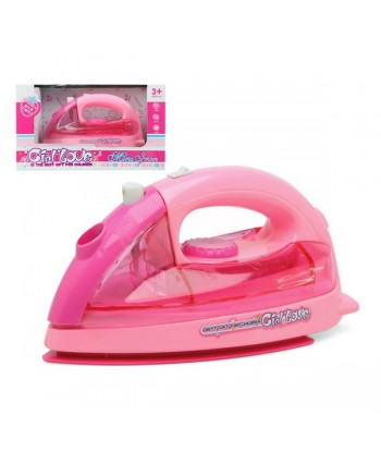Toy Clothes Iron Pink 118785