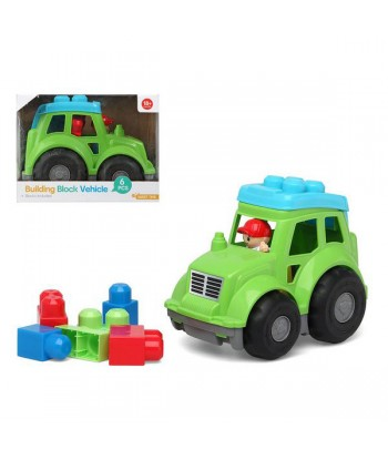 Lorry with Building Blocks...