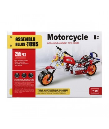 Construction set Motorcycle...