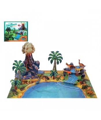 Set of Dinosaurs Real (30 x...