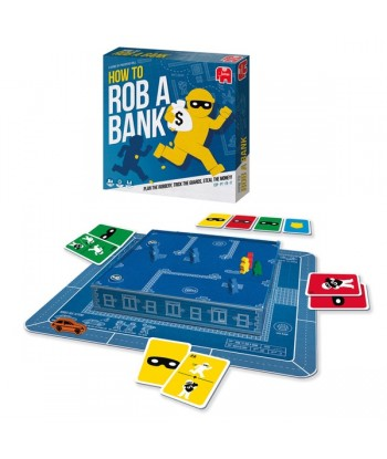 Board game How to Rob a...
