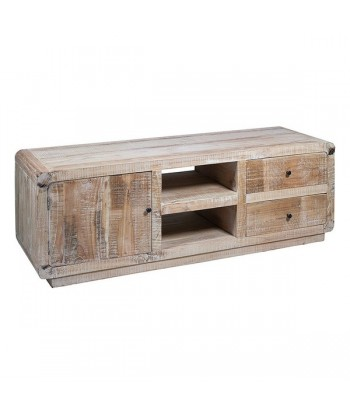 TV Table with Drawers (158...
