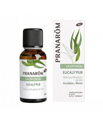Essential oil Eucaly'pur...