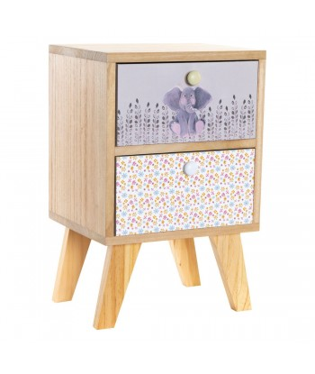 Nightstand DKD Home Decor...